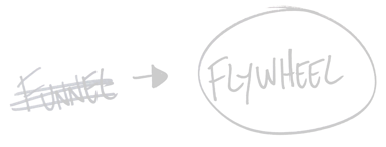 funnel-to-flywheel