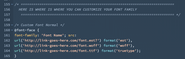 font-code-css